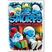 150 extra points with selected pre-ordered DVDs at Tesco - includes The Smurfs Christmas Carol which is only £3.00!