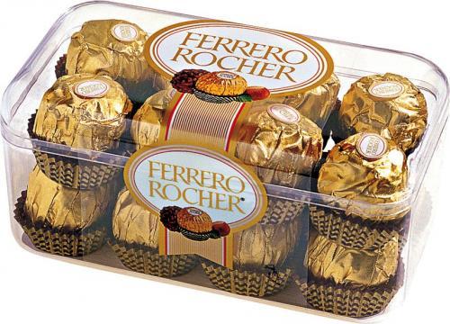 Ferrero Rocher (16 pcs) instore £3.00 @ Aldi