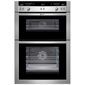 Neff U16E74N3GB double oven £1340 (£1190 with trade in) @ John Lewis