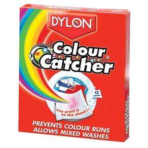 Free! Dylon Colour Catcher sample