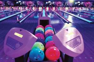 2 Games of bowling sharing food platter & a drink £10 PP(<<AKA PER PERSON!) on Thursdays @Ten pin bowling!