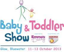 Free Baby & Toddler Show tickets at Bluewater, Kent as sold for £15 each or £20 on the door