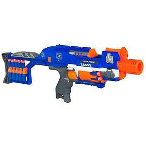 Nerf Elite Stockade - HALF PRICE - £12.50 @ The Entertainer