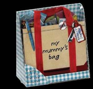My Mummy's Bag (Hardcover Interactive Book) £7.69 delivered at Amazon