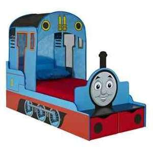 GRADE A1 - As New - Worlds Apart Thomas the Tank Engine Toddler Bed - £115.80 @ Bambino Direct