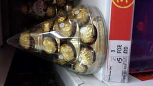 Ferrero Rocher  3 for £10 Or £5 each @ Asda