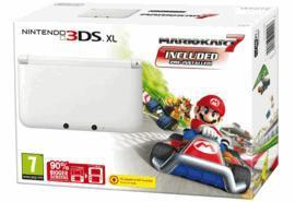 White 3DS XL + Mario Kart 7 £169.99 @Game