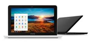 HP Chromebook 11 - Made with Google. For everyone. For £225