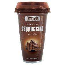 Caffionata Iced Coffee Cappuccino/Caramel 250Ml for 50p@Tesco