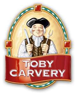 FREE £5 to spend in TOBY Carvery