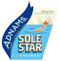 Adnams Sole Star Pale Amber Ale 500ml £1 at Morrisons