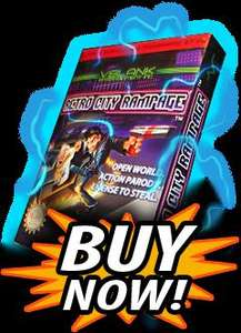 Retro City Rampage (PC) - Direct From Developer - £2.29 (Steam/GOG/DRM-Free)