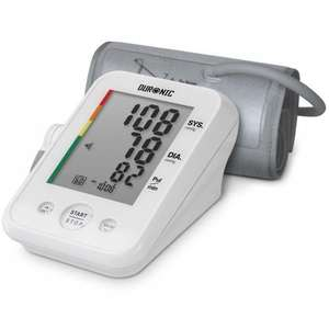 Duronic BPM150 Intelligent Fully Automatic Upper Arm Blood Pressure Monitor £14.99 Sold by DURONIC and Fulfilled by Amazon