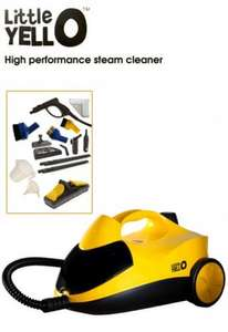 High Street TV 1 day only Little Yello Steam Cleaner Super Sale WAS £79.99 NOW £39.99 plus 7.99 postage