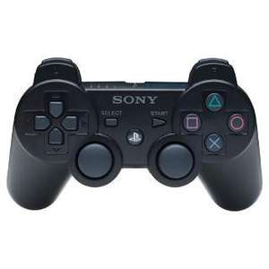 Official Playstation 3 Dualshock Controller at Tesco Direct - £21