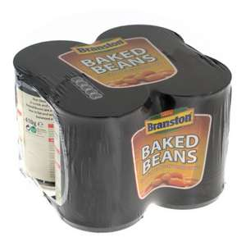 Branston baked beans - 4 tins for £1 at Asda