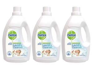 Dettol antibacterial laundry cleanser £2 at asda