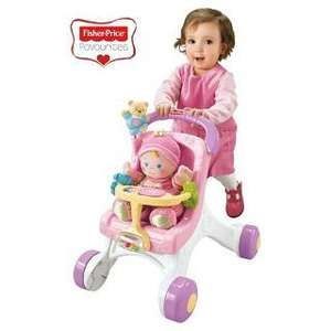 £20 for fisher price stroll along walker online tesco only
