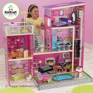 KidKraft Uptown Dollhouse Dolls House + 35 Pieces of Furniture £99.99 + VAT Instore @ Costco