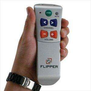 Flipper Big Button Universal Remote now only £10.99 Sold by Flipper Remote UK / EU and Fulfilled by Amazon.