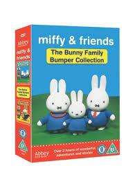 Miffy & Friends Bumper Collection DVD £1 at Poundland