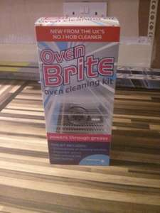 Oven Brite Oven Cleaning Kit £1.49 @ Home Bargains