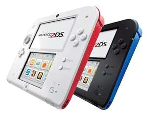 Nintendo 2ds with official carry case £109.99 @ 24studio
