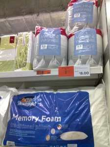 Sainsbury's 4.5 tog hollowfibre duvet was 20.00 now 8.00