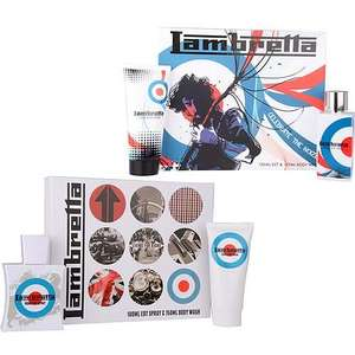2x lambretta gift sets..£9.99 plus p&p so total £17.98 @ Bid TV