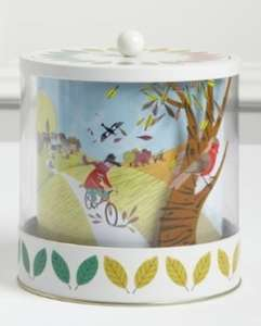 INSTORE ONLY M&S Four season biscuit tin half price now £5.00