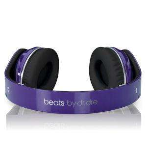 Beats By Dr. Dre Studio High Definition Headphones - Purple (and £50 of Amplified clothing free with purchase!) - £159.99 @ The Hut