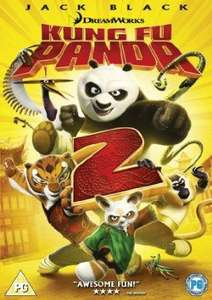 Kung Fu Panda 2 & Kungu Fu Panda - DVD COLLECTION for £5.00 @ Tesco Direct (free delivery) and Instore.