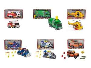Asda Large Toy City Vehicles - 2 for £20