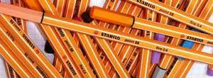 Stabilo left and right handed pencils £1.25 instore @ tesco