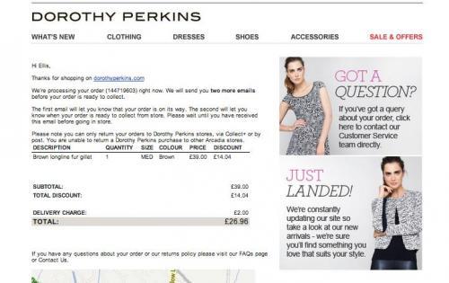 Dorothy Perkins Student Discount Code Stack 20%-20%-15% & 10% + 4% cashback!