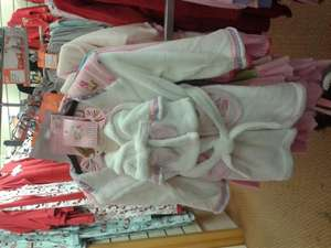 Millie and Me Dressing Gown. £11.20 @ BHS
