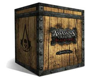 Assassins Creed 4 Bucaneer edition £79.99 PS4/XBONE @ GAME
