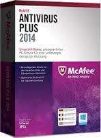 McAfee AntiVirus Plus 2014 was £29 NOW £18.45 with delivery @ isme.com
