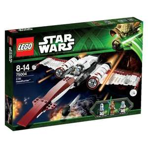 LEGO Star Wars 75004: Z-95 Headhunter £22.49 @ Amazon
