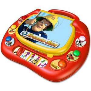 Fireman Sam my first laptop £10 at Amazon