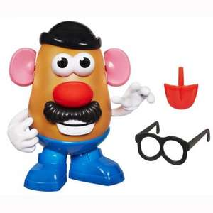 Playskool Mr and Mrs Potato Head Series for £5.00 @ ASDA (One supplied)