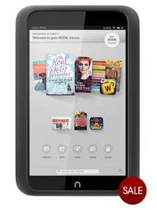 NOOK HD 8Gb, 7 inch Tablet - Smoke Grey £50 after code @ Isme first time customer only, code '3upvq'