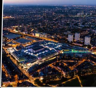 Foursqure - Westfield London - Amex Specials