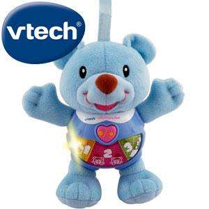 Vtech Little Singing Alfie Bear (blue) £5.99 @ Home Bargains