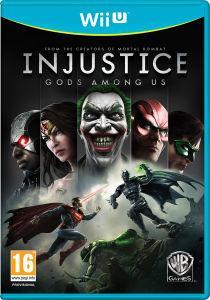 Injustice Gods Among Us - Nintendo Wii U @ Zavvi - £15.98