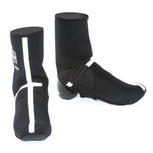 REFLECTIVE NEOPRENE CYCLING OVERSHOES £6.99 Free Delivery - Tenn Outdoors + 10% off with code: TENOFFTENN