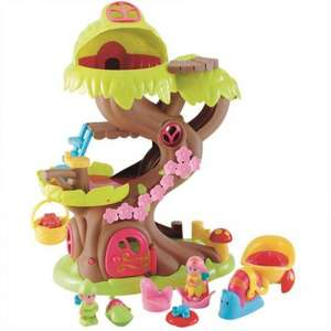 HappyLand Forest Fairy Treehouse half price £25 ELC