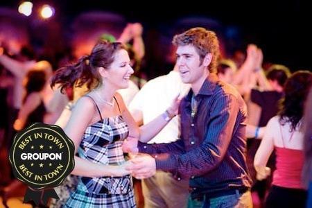 10 dance classes at ceroc via groupon £15