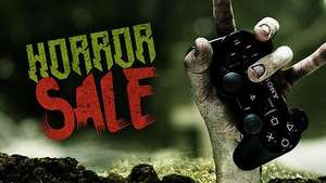 PSN Halloween sale - up to 75% off horror games