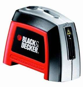 Black & Decker BDL120 Manual Laser Level £12.42 free delivery @ Amazon